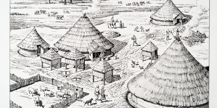 Iron Age Settlement (c) Museum of London