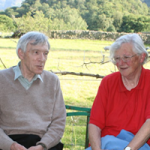 Sam Hicks and Betty Walker talk about their lives in Borrowdale